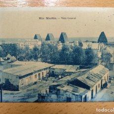 Postales: ANTIGUA POSTAL DE LA GUERRA DEL RIF (MARRUECOS) . RIO MARTIN, VISTA . Lote 124291971