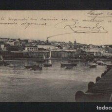Postales: TANGER ( MARRUECOS ). J.CARTWRIGHT.TANGIER.POSTÁL CIRCULADA EN 1902.. Lote 124558703