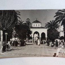 Postales: ANTIGUA TARJETA POSTAL - MARRUECOS - PLAZA DE ESPAÑA - TETUAN 420. Lote 128909787