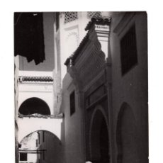 Postales: TETUAN.- MEZQUITA DE S. ALI B. RAISUNI - FOTO GRACIA CORTES. Lote 132249326