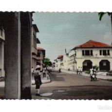 Postales: FERNANDO POO - SANTA ISABEL - ED. E. MONTAÑES. Lote 132432550