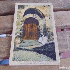 Postales: TARJETA POSTAL SIN CIRCULAR EDICION DIODORO XAUEN PUERTA DE UNA MEXQUITA. Lote 134328750