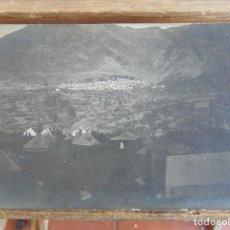 Postales: TARJETA POSTAL VISTAS DE XAUEN DESDE MURA TAHAR FOTO RUBIO. Lote 134369734