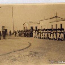 Postales: FOTOGRAFÍA 12 X 17 CM FOTO LAMARQUE. IFNI ÁFRICA.. Lote 135109394