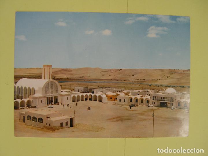 Postales: Lote de 4 tarjetas postales (1960's) SAHARA ESPAÑOL ¡Sin circular! ¡Originales! - Foto 5 - 137420754