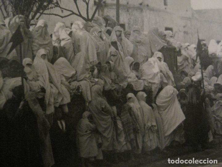 Postales: TETUAN - TIPICO GRUPO DE MORAS - FOTOGRAFICA ALBERTO - (53.709) - Foto 2 - 138281158