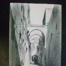 Postales: POSTAL DE TETUAN : CALLE DEL PRADO ( BARRIO HEBREO ). ESCRITA EN 1922.. Lote 138982666