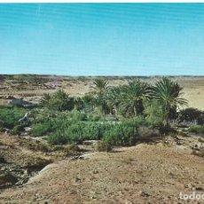 Postales: AAIUN. SAHARA ESPAÑOL (AOE). OASIS DE MESEIED. EDICIONES FISA,. Lote 139544574
