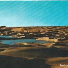 Postales: N. 21. SAHARA ESPAÑOL (AOE). DUNAS EN LA SAHIA. EDICIONES FISA. Lote 139550054