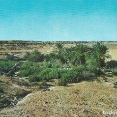 Postales: SAHARA ESPAÑOL. EL OASIS DE MESEIED. ED. FOT. PHILIPPE MARTIN. Lote 139553262