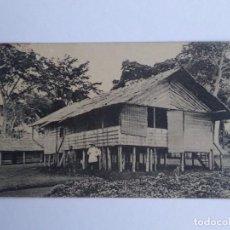 Postales: MISIONES DE GUINEA ESPAÑOLA AFRICA EQUATORIAL PROPAGANDA DE EL MISIONERO. Lote 140766690