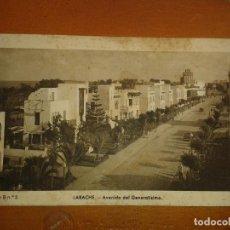 Postales: POSTAL. LARACHE. MARRUECOS. Lote 143098422