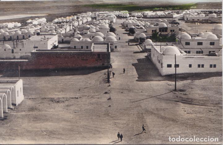 EL AAIUN (SAHARA ESPAÑOL) - AVENIDA DEL EJERCITO (Postales - Postales Temáticas - Ex Colonias y Protectorado Español)