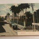 Postales: ANTIGUA POSTAL DE CUBA, LA HABANA, CALZADA DEL CERRO, CIRCULADA. Lote 147676468