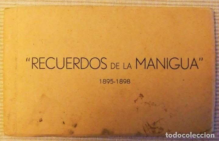 RECUERDOS DE LA MANIGUA 1895-1898. AUTOR CAPITAN LUIS RODOLFO MIRANDA. (Postales - Postales Temáticas - Ex Colonias y Protectorado Español)