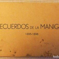 Postales: RECUERDOS DE LA MANIGUA 1895-1898. AUTOR CAPITAN LUIS RODOLFO MIRANDA.. Lote 147821158