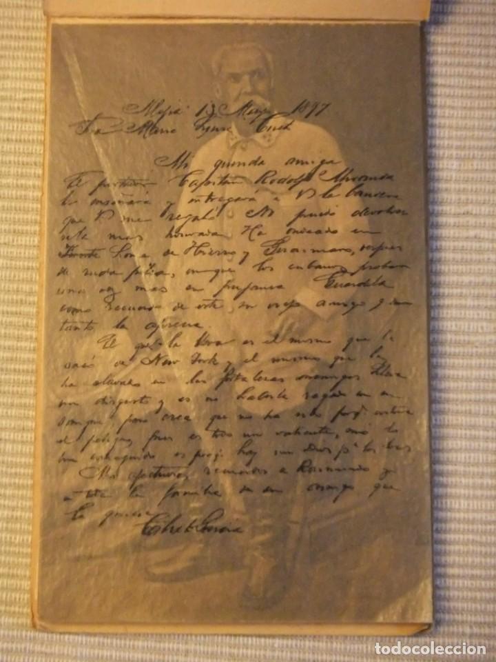Postales: RECUERDOS DE LA MANIGUA 1895-1898. AUTOR CAPITAN LUIS RODOLFO MIRANDA. - Foto 2 - 147821158