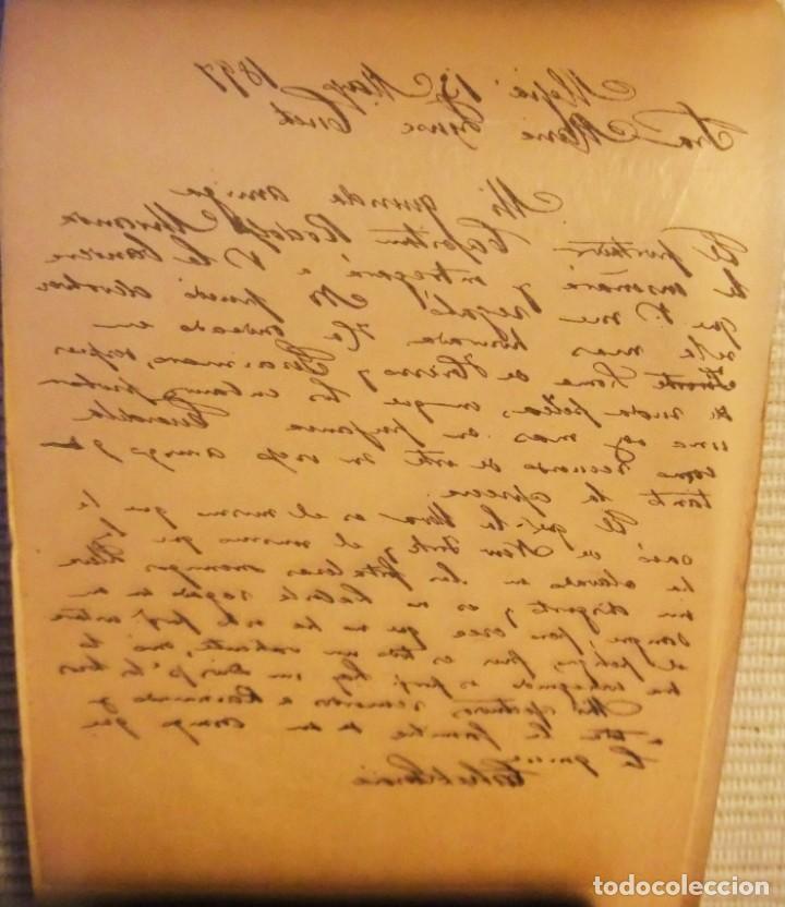 Postales: RECUERDOS DE LA MANIGUA 1895-1898. AUTOR CAPITAN LUIS RODOLFO MIRANDA. - Foto 3 - 147821158