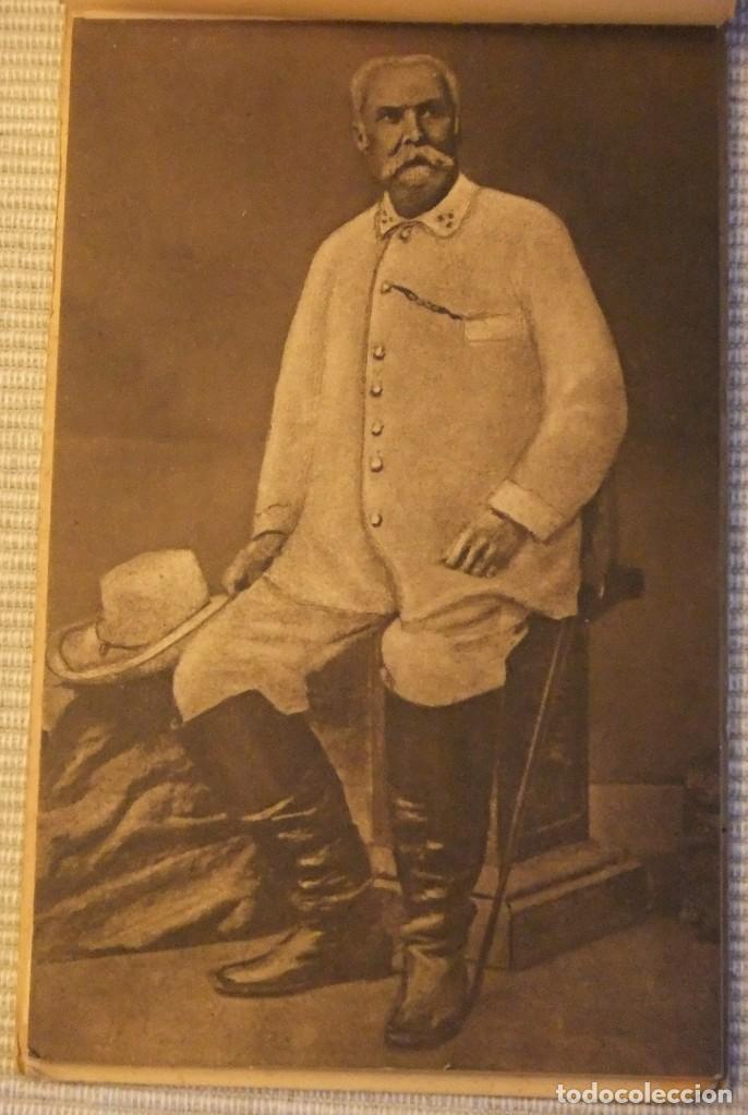 Postales: RECUERDOS DE LA MANIGUA 1895-1898. AUTOR CAPITAN LUIS RODOLFO MIRANDA. - Foto 4 - 147821158
