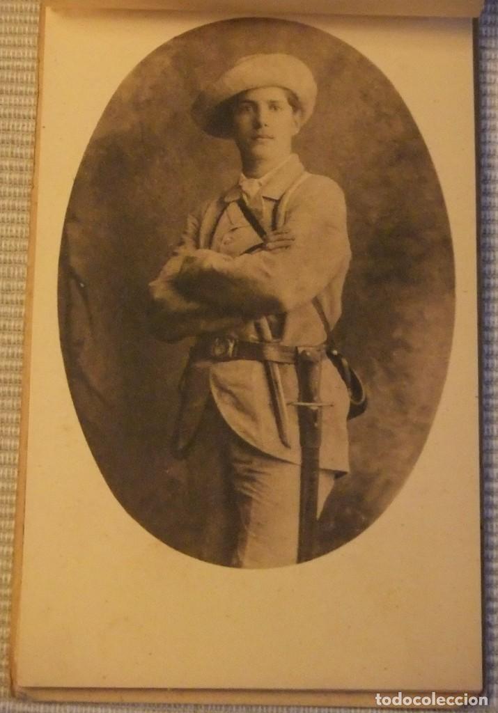 Postales: RECUERDOS DE LA MANIGUA 1895-1898. AUTOR CAPITAN LUIS RODOLFO MIRANDA. - Foto 5 - 147821158