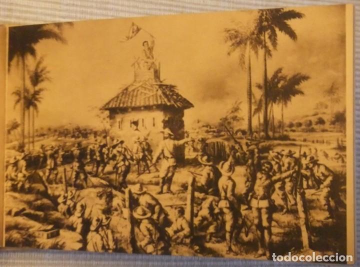 Postales: RECUERDOS DE LA MANIGUA 1895-1898. AUTOR CAPITAN LUIS RODOLFO MIRANDA. - Foto 7 - 147821158