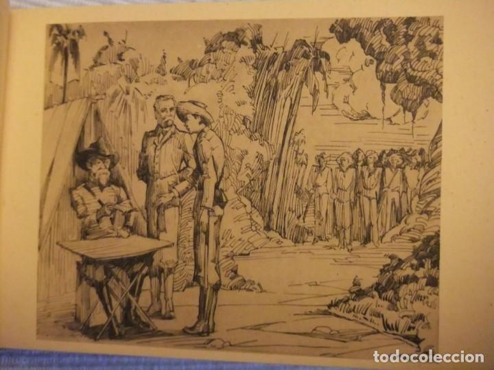 Postales: RECUERDOS DE LA MANIGUA 1895-1898. AUTOR CAPITAN LUIS RODOLFO MIRANDA. - Foto 8 - 147821158