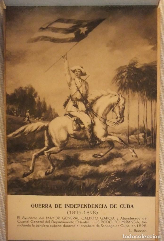Postales: RECUERDOS DE LA MANIGUA 1895-1898. AUTOR CAPITAN LUIS RODOLFO MIRANDA. - Foto 12 - 147821158