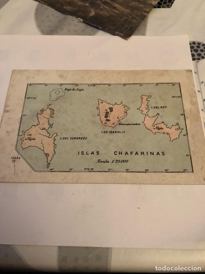 ANTIGUA POSTAL DE LAS ISLAS CHAFARINAS (Postales - Postales Temáticas - Ex Colonias y Protectorado Español)