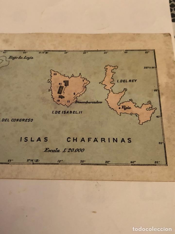 Postales: Antigua postal de las islas chafarinas - Foto 3 - 148599725