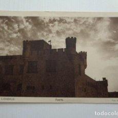 Postales: VILLA CISNEROS. SAHARA ESPAÑOL. FUERTE. TARJETA POSTAL 1956. Lote 150969322