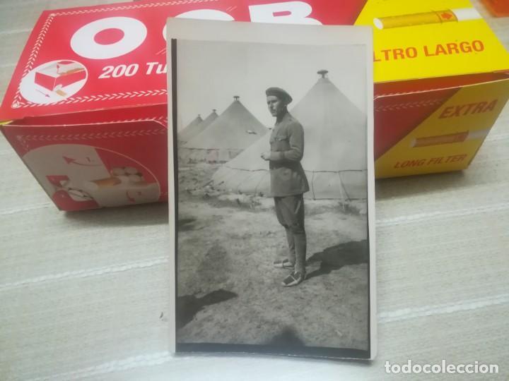 Postales: Postal militar soldado en campamento de sidi ifni años 30 miren fotos - Foto 3 - 152669462