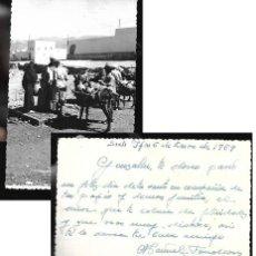 Postales: POSTAL FOTO * SIDI IFNI * 1959. Lote 153223002
