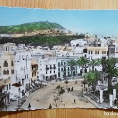 Postales: TETUAN PLAZA DE ESPAÑA ED. ARRIBAS Nº 12. Lote 153244934