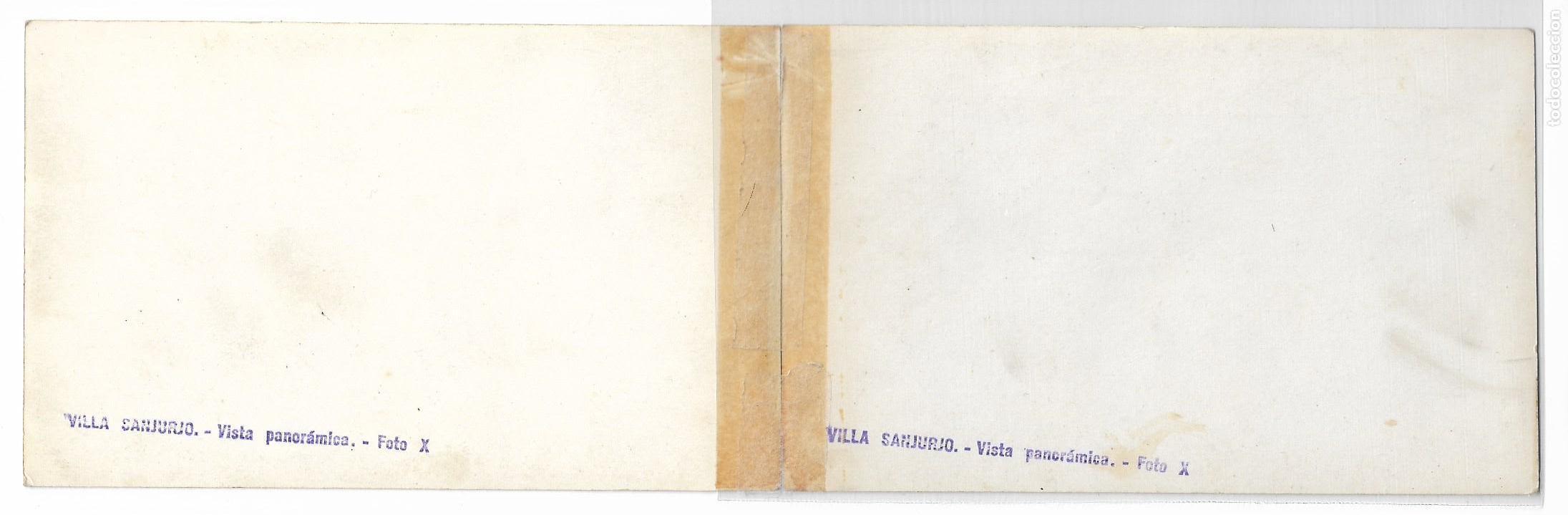 Postales: VILLA SANJURJO - ALHUCEMAS - VISTA PANORÁMICA DOBLE - P28766 - Foto 2 - 158445094
