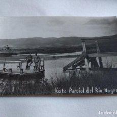 Postales: VISTA PARCIAL SOBRE EL RIO NEGRO. TETUÁN. GUERRA DEL RIF. Lote 163542770