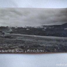 Postales: VISTA GENERAL DE TETUÁN Y ALREDEDORES. GUERRA DEL RIF. Lote 163542858