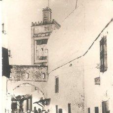 Postales: TETUÁN 46 - MEZQUITA DEL MSINDI - CIRCULADA AÑO 1956. Lote 163778750