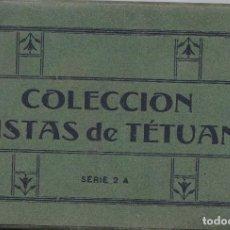 Postales: TETUAN (MARRUECOS ESPAÑOL) - 10 VISTAS DE TETUAN. Lote 164019242