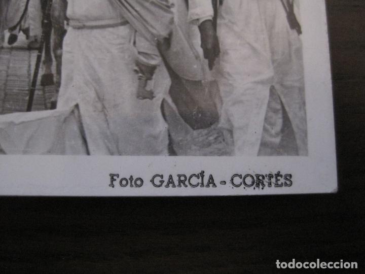 Postales: AID EL QUEBIR-POSTAL FOTOGRAFICA GARCIA GORTES-SELLO CORREO AEREO MARRUECOS-VER FOTOS-(59.358) - Foto 3 - 164611042