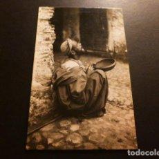 Postales: TETUAN MARRUECO ESPAÑOL EL MENDIGO. Lote 164861142