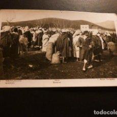 Postales: MARRUECOS ESPAÑOL ZOCO ED. ROISIN. Lote 164861362