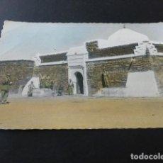 Postales: SMARA SAHARA ESPAÑOL LA ALCAZABA. Lote 165171238