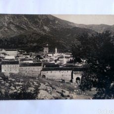 Postales: 9 FOTOGRAFÍAS POSTALES MARRUECOS, AÑO 1922.. Lote 166130550