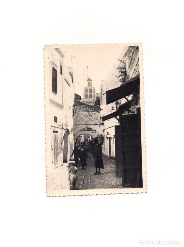 TETUÁN.- MEZQUITA. FOTO G. CORTES (Postales - Postales Temáticas - Ex Colonias y Protectorado Español)
