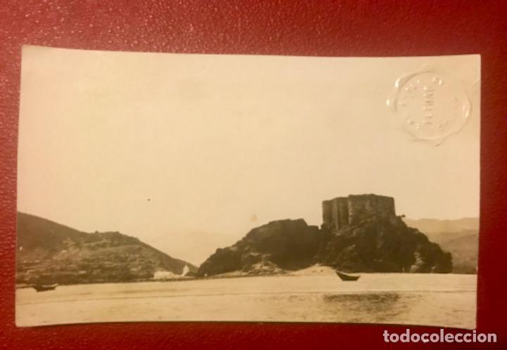 TETUAN FOTO POSTAL LAS ARTES FOTOGRAFICAS PUERTO FUERTE PRECIOSA VISTA GENERAL MARRUECOS GUERRA PROT (Postales - Postales Temáticas - Ex Colonias y Protectorado Español)