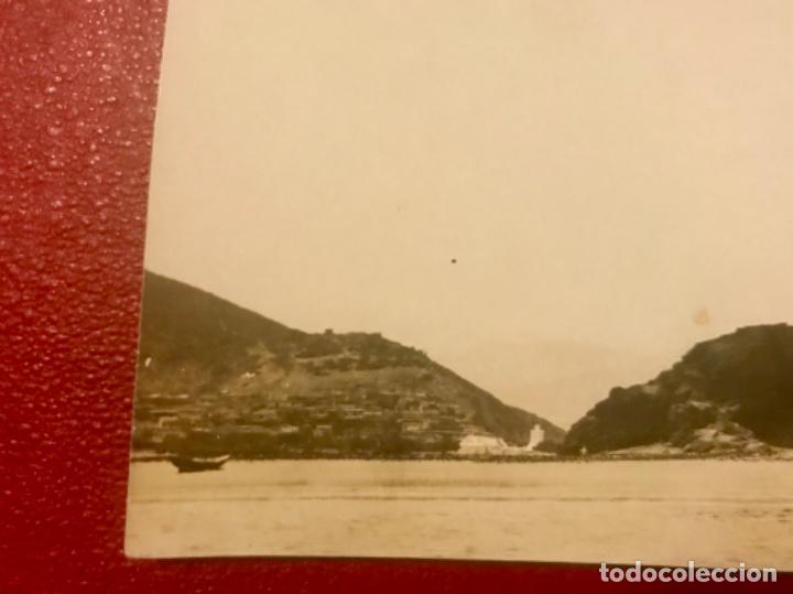 Postales: tetuan foto postal las artes fotograficas puerto fuerte preciosa vista general marruecos guerra prot - Foto 2 - 166717478