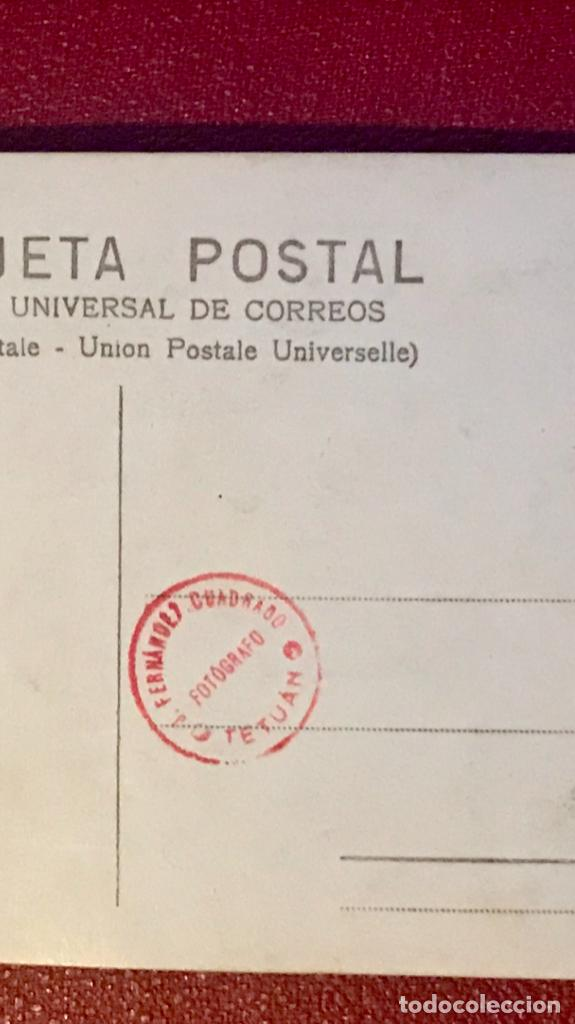 Postales: Tetuán Marruecos africa guerra ifni pascua mora séquito del Jalifa halifa general españa fot sin cir - Foto 5 - 166873380