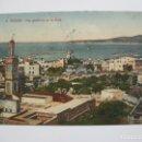 Postales: TANGER-VISTA GENERAL-5-L.FRERES-SELLO CENSURA-POSTAL ANTIGUA-VER FOTOS-(60.375). Lote 168182548