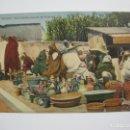 Postales: TANGER-MERCADO-23-L.FRERES-POSTAL ANTIGUA-VER FOTOS-(60.377). Lote 168182652