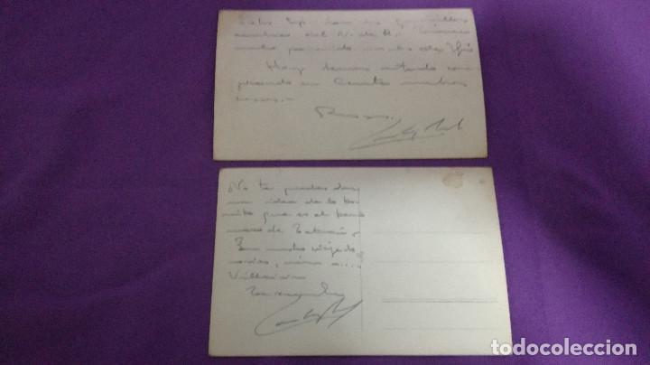 Postales: 2-LOTE DE 2 POSTALES ANTIGUAS DE TETUAN 1957 - Foto 3 - 170886225